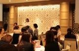 新商品発表会はパーティ会場で行われた(C)oricon ME inc.