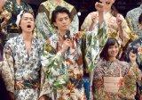 衝撃のシーンを振り返った(左から)菅田将暉、小栗旬、橋本環奈 (C)ORICON NewS inc.