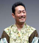 映画『銀魂』ジャパンプレミアに出席した中村勘九郎 (C)ORICON NewS inc.