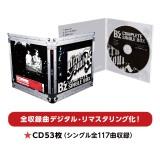 セブン-イレブン限定盤『B'z COMPLETE SINGLE BOX【Trailer Edition】』の中身