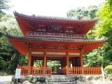 大河ドラマ『おんな城主 直虎』のロケも行われた浜松市の方広寺の山門