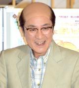 """71歳で人生初の""""ハゲかつら""""挑戦した田村亮 (C)ORICON NewS inc."""