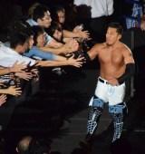 入場するアキラ・トザワ=『WWE Live Tokyo』の模様 (C)ORICON NewS inc.