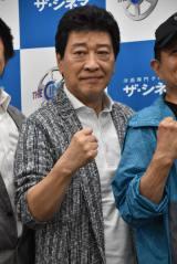 オリジナル番組『ふきカエ ゴールデン・エイジ』取材会に出席した磯部勉