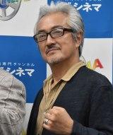 オリジナル番組『ふきカエ ゴールデン・エイジ』取材会に出席した山路和弘