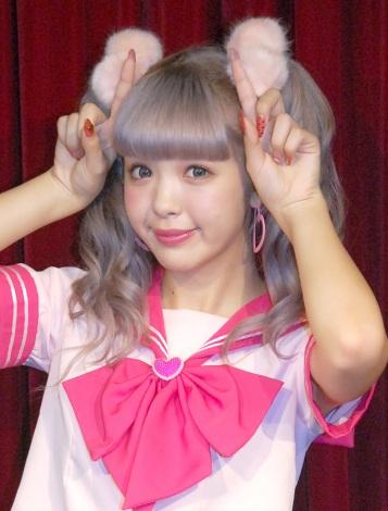 8月に『Popteen』を卒業する藤田ニコル (C)ORICON NewS inc.