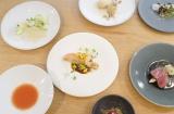 """「カルピス」の""""発酵""""がテーマの絶品フルコースを食べてみた!"""