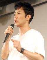 音楽フェス「AIMING HIGH HAKUBA」を報告した藤井隆 (C)ORICON NewS inc.