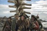 映画『パイレーツ・オブ・カリビアン/最後の海賊』(7月1日公開)(C) 2017 Disney Enterprises, Inc. All Rights Reserved.