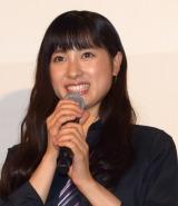 映画『兄に愛されすぎて困ってます』の初日舞台あいさつに出席した土屋太鳳 (C)ORICON NewS inc.