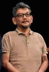 映画『メアリと魔女の花』公開記念特別イベントに出席した庵野秀明氏 (C)ORICON NewS inc.