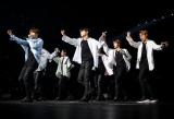 全23曲を熱演した防弾少年団(C)Big Hit Entertainment