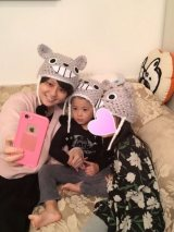 小林麻央さんがブログで公開した家族ショット