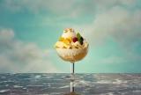 ハーゲンダッツのアイスを削った『新感覚かき氷(ハーゲンシェイブ)』