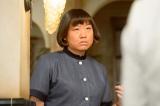 連続テレビ小説『ひよっこ』ヒロイン・みね子の叔父・小祝宗男の妻・・滋子(山崎静代)。第82回(7月6日放送)に初登場(C)NHK