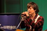 母・山口百恵さんの名曲を熱唱する三浦祐太朗