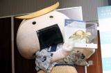 「仙台・宮城【伊達な旅】夏キャンペーン2017」に出席した宮城観光PRキャラクター・むすび丸 (C)oricon ME inc.