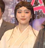 『アラタ〜ALATA〜』公開ゲネプロ後の囲み取材に出席した吉田美佳子 (C)ORICON NewS inc.