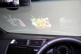 本田技研工業と週刊少年ジャンプ作品のコラボイベント「NEWフィット × 少年ジャンプ バーチャル ドライブゲーム〜マンガの世界をドライブ〜」 (C)oricon ME inc.