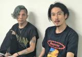映画『アリーキャット』で共演を果たした窪塚洋介(右)と降谷建志 (C)ORICON NewS inc.