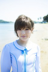 STU48キャプテンを務めるAKB48の岡田奈々(C)STU