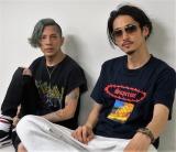 映画『アリーキャット』で共演を果たした降谷建志(左)と窪塚洋介 (C)ORICON NewS inc.