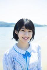 STU48デビュー曲選抜メンバーの藤原あずさ(C)STU