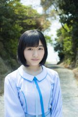 STU48デビュー曲選抜メンバーの石田千穂(C)STU
