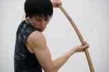 劇中でハードなアクションも華麗にこなした(C)2017「東京喰種」製作委員会(C)石田スイ/集英社