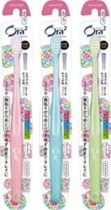 オーラツー ハブラシ ミラクルキャッチ毛(ふつう)Perfume produce 限定デザイン 1本250円