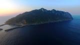 世界遺産に登録された沖ノ島=7月23日放送、TBS系『世界遺産』沖ノ島と日本の世界遺産すべてを紹介(C)TBS