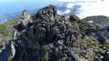 羅臼岳頂上付近をドローンで撮影=7月23日放送、TBS系『世界遺産』沖ノ島と日本の世界遺産すべてを紹介(C)TBS