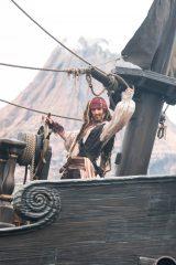 キャプテン・ジャック・スパロウ。(C)Disney