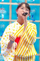 「U-18四天王」の竹野留里さん=テレビ東京『ナナナのバースデーパーティー』 (C)ORICON NewS inc.