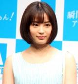 女性部門で1位を獲得した広瀬すず (C)ORICON NewS inc.