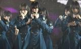 欅坂46がデビュー1周年記念ライブを開催=東京・代々木第一体育館 (C)ORICON NewS inc.