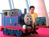 『Let's Go! TOKYO SKYTREE!! スカイツリーに、トーマスとなかまたちがやってきた!』をPRする中尾明慶 (C)ORICON NewS inc.