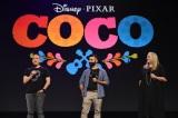 ディズニー/ピクサー『リメンバー・ミー』(2018年3月16日公開)のプレゼンテーションの模様=『D23 Expo 2017』(C)Disney/Pixar.All rights reserved.