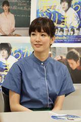 ドラマ『僕たちがやりました』大阪でPR会見を行った水川あさみ (C)関西テレビ