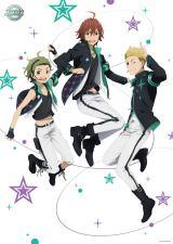 アニメ『アイドルマスター SideM』Jupiterのユニットビジュアル(C)BNEI/PROJECT SideM