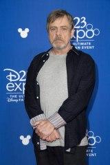 映画『スター・ウォーズ』シリーズでルーク・スカイウォーカー役を演じるマーク・ハミル=『D23 Expo 2017』(C)2017 Getty Images