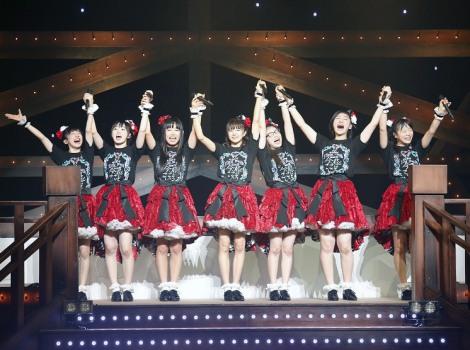 エビ中こと私立恵比寿中学が松野莉奈さんの誕生日にツアーを完走