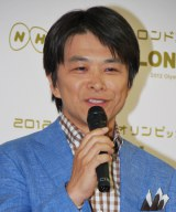 NHK『ロンドン五輪』キャスターに決定した武田真一アナウンサー (C)ORICON DD inc.