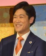 『NHKニュースおはよう日本』土日祝を担当する二宮直輝アナ (C)ORICON NewS inc.
