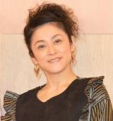 NHK情報番組『ごごナマ』の取材会に出席した濱田マリ (C)ORICON NewS inc.