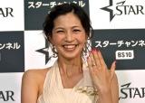 第1子男児出産後初のイベントで夫婦円満を強調した安田美沙子 (C)ORICON NewS inc.
