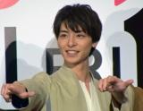 映画『トリガール!』完成披露テイクオフイベントに出演した高杉真宙 (C)ORICON NewS inc.