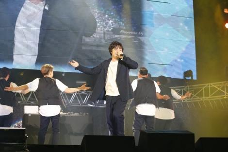 『AsiaProgress 2017』に出演した三浦大知