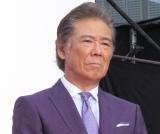 映画『関ヶ原』完成披露舞台あいさつに登壇した西岡徳馬 (C)ORICON NewS inc.