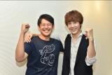 『キングオブコント2017』1回戦を突破したBOYS AND MEN土田拓海(右)と酒井直斗(左)のコンビ「第七学園演芸部」